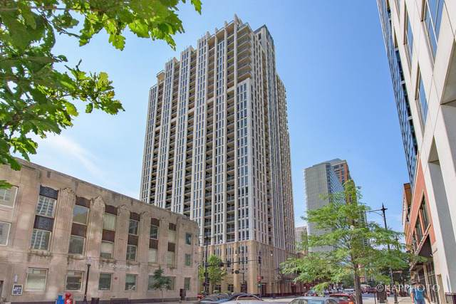 1250 S Michigan Avenue #1603, Chicago, IL 60605 (MLS #10590908) :: The Mattz Mega Group