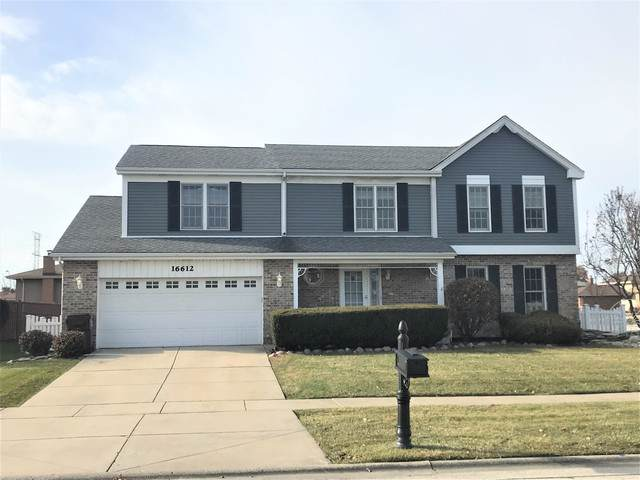 16612 Henry Lane, Tinley Park, IL 60477 (MLS #10590979) :: Property Consultants Realty
