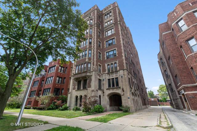 6740 S Oglesby Avenue #5, Chicago, IL 60649 (MLS #10590990) :: Lewke Partners