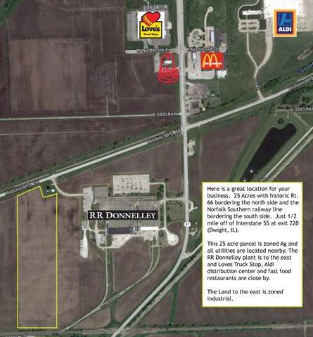 2680 E Rt 66 Highway, Dwight, IL 60420 (MLS #10591013) :: Century 21 Affiliated