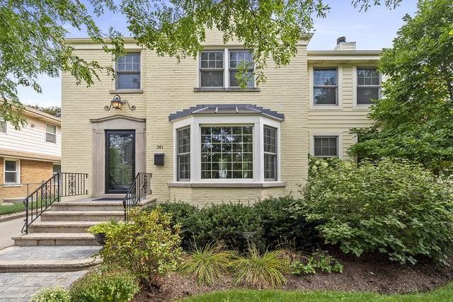 361 Windsor Avenue, Glen Ellyn, IL 60137 (MLS #10591016) :: Property Consultants Realty