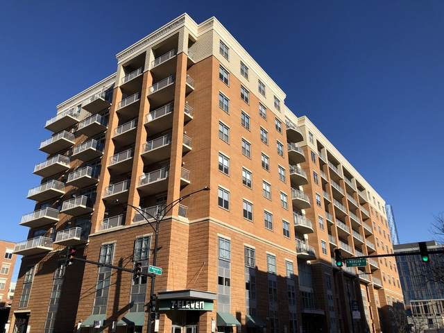 950 W Monroe Street #909, Chicago, IL 60607 (MLS #10591030) :: The Mattz Mega Group