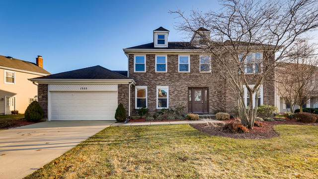 1555 Camelot Lane, Hoffman Estates, IL 60010 (MLS #10591042) :: Berkshire Hathaway HomeServices Snyder Real Estate