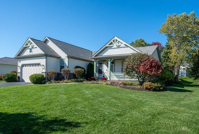 11791 Sedgewick Drive, Huntley, IL 60142 (MLS #10591044) :: Berkshire Hathaway HomeServices Snyder Real Estate