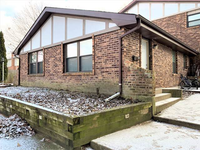 8281 Archer Avenue #101, Willow Springs, IL 60480 (MLS #10591045) :: The Wexler Group at Keller Williams Preferred Realty