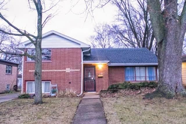 3108 173rd Street, Hazel Crest, IL 60429 (MLS #10591130) :: Ani Real Estate