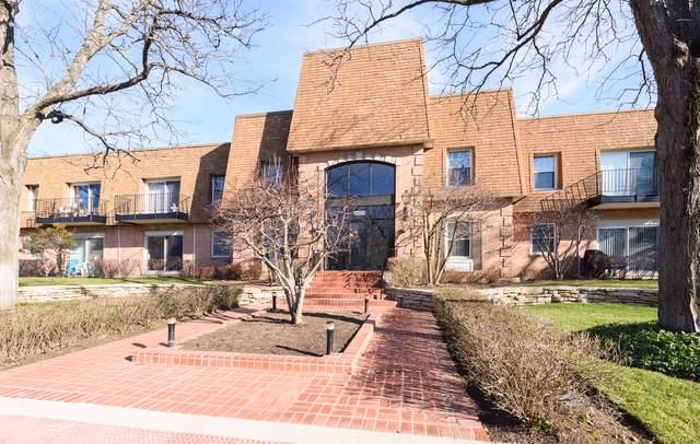 1250 Park Avenue W #408, Highland Park, IL 60035 (MLS #10591163) :: Lewke Partners