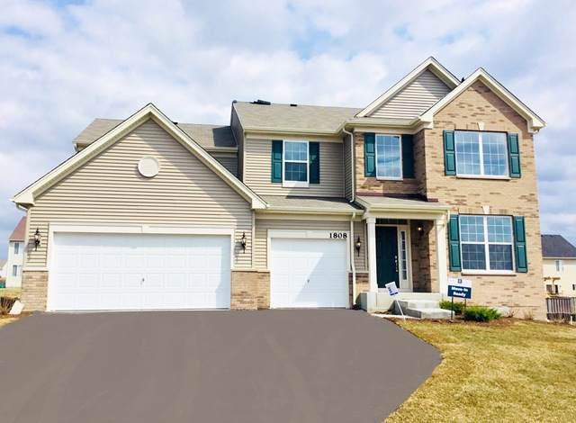 1906 Wellington Drive, Joliet, IL 60431 (MLS #10591225) :: LIV Real Estate Partners