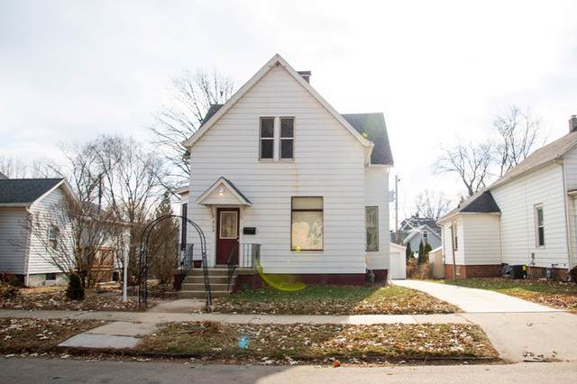 809 E Market Street, Bloomington, IL 61701 (MLS #10591233) :: Property Consultants Realty