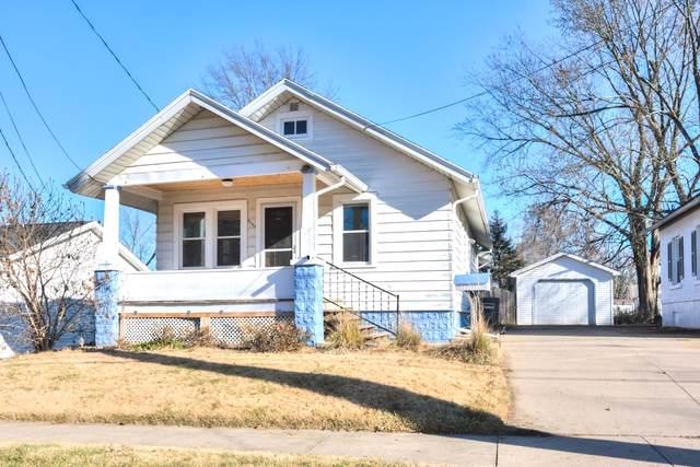 1316 S Oak Street, Bloomington, IL 61701 (MLS #10591279) :: Property Consultants Realty