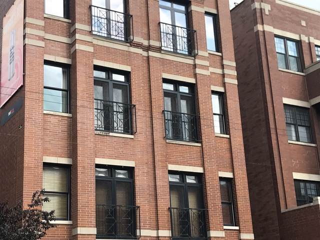 2911 N Halsted Street #3, Chicago, IL 60657 (MLS #10591337) :: John Lyons Real Estate