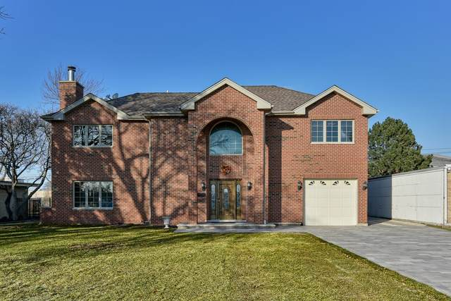7968 W Bryn Mawr Avenue, Norwood Park Township, IL 60631 (MLS #10591424) :: Lewke Partners