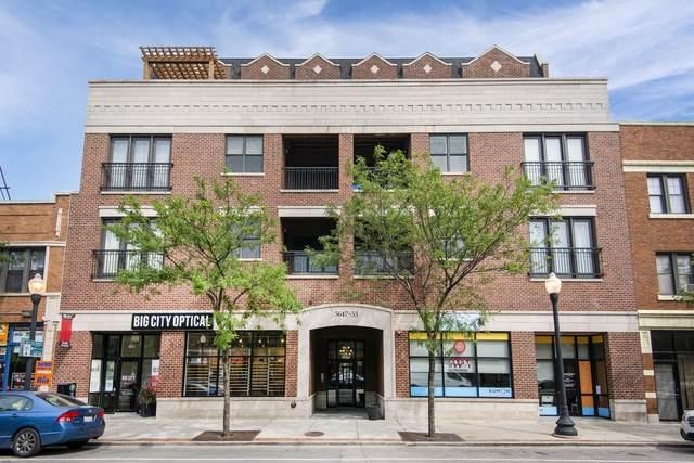 5647 N Clark Street #204, Chicago, IL 60660 (MLS #10591489) :: Lewke Partners
