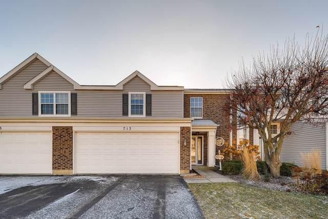 713 Savannah Lane, Crystal Lake, IL 60014 (MLS #10591506) :: Lewke Partners