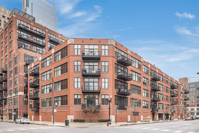 333 W Hubbard Street #605, Chicago, IL 60654 (MLS #10591546) :: John Lyons Real Estate