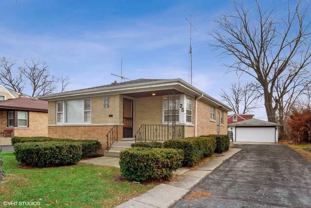 25 S Iowa Avenue, Addison, IL 60101 (MLS #10591576) :: Baz Realty Network   Keller Williams Elite
