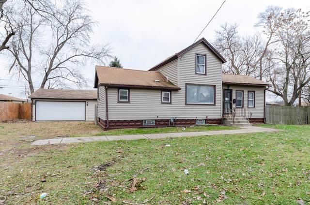 14307 Lincoln Avenue, Dolton, IL 60419 (MLS #10591589) :: LIV Real Estate Partners