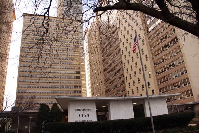 3950 N Lake Shore Drive #1315, Chicago, IL 60613 (MLS #10591672) :: John Lyons Real Estate