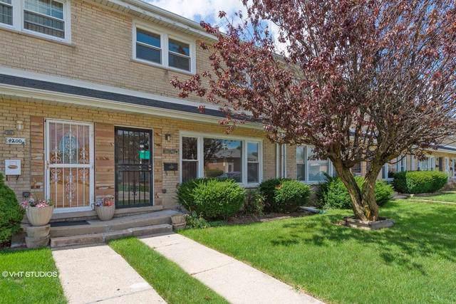 4200 N Sayre Avenue B, Norridge, IL 60706 (MLS #10591787) :: Suburban Life Realty