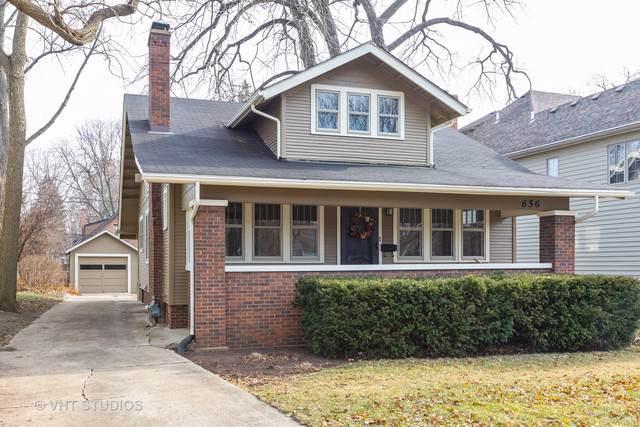 656 N Eagle Street, Naperville, IL 60563 (MLS #10591803) :: Angela Walker Homes Real Estate Group