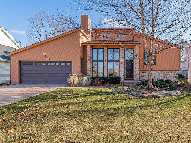 115 White Oak Drive, Wheaton, IL 60187 (MLS #10591910) :: Property Consultants Realty