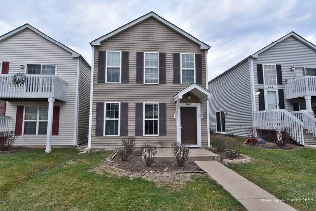 642 Four Seasons Boulevard, Aurora, IL 60504 (MLS #10591915) :: LIV Real Estate Partners