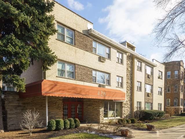 426 S Lombard Avenue S #103, Oak Park, IL 60302 (MLS #10591953) :: Lewke Partners