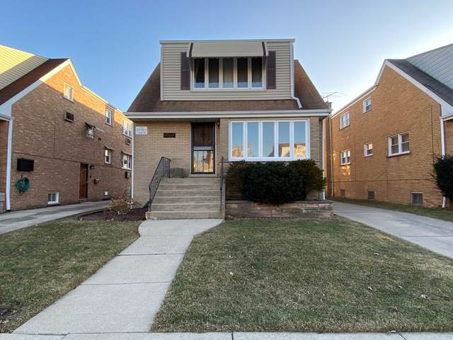 6129 W Leland Avenue, Chicago, IL 60630 (MLS #10591977) :: Property Consultants Realty