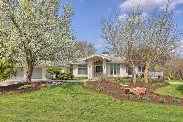 1304 Cross Creek Road, Mahomet, IL 61853 (MLS #10591979) :: Ryan Dallas Real Estate