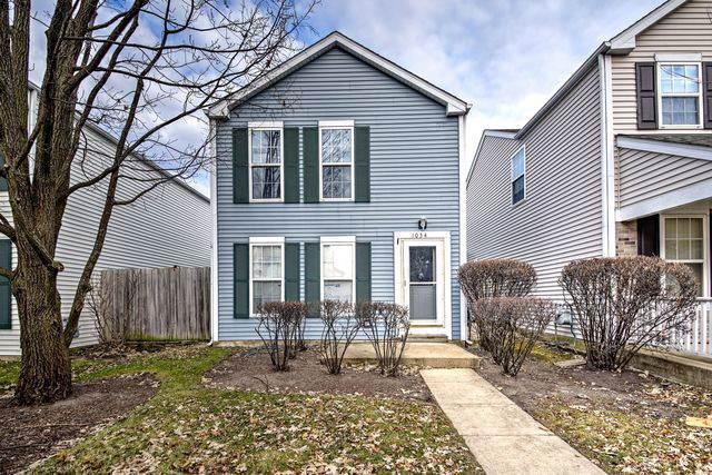 1034 Four Seasons Boulevard #1034, Aurora, IL 60504 (MLS #10591984) :: LIV Real Estate Partners