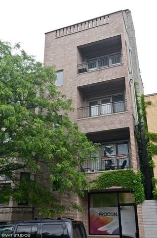 1035 N Damen Avenue #3, Chicago, IL 60622 (MLS #10592004) :: Property Consultants Realty