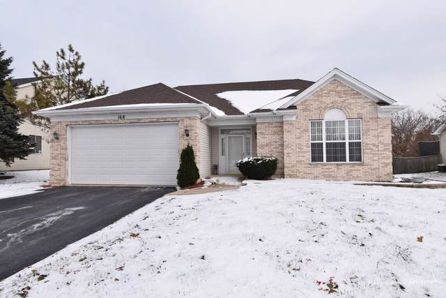 168 S Palmer Drive, Bolingbrook, IL 60490 (MLS #10592020) :: The Dena Furlow Team - Keller Williams Realty