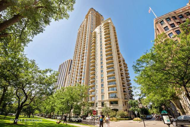 2550 N Lakeview Avenue N606, Chicago, IL 60614 (MLS #10592058) :: Littlefield Group