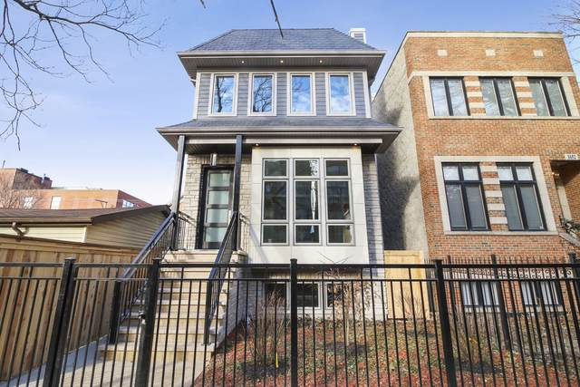 1656 W Huron Street, Chicago, IL 60622 (MLS #10592063) :: Property Consultants Realty