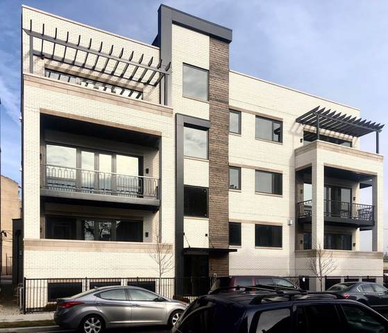 1334 W Walton Street 2W, Chicago, IL 60642 (MLS #10592106) :: Property Consultants Realty