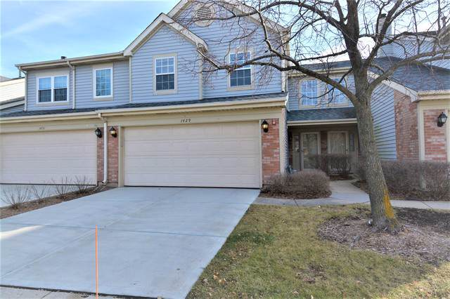 1429 Club Drive D, Glendale Heights, IL 60139 (MLS #10592159) :: Property Consultants Realty