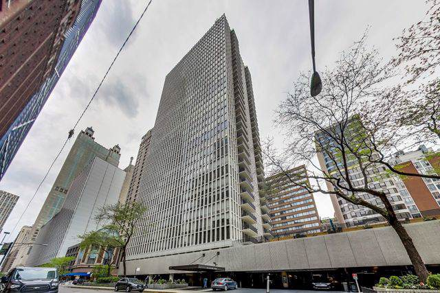 200 E Delaware Place 25A, Chicago, IL 60611 (MLS #10592240) :: Ryan Dallas Real Estate