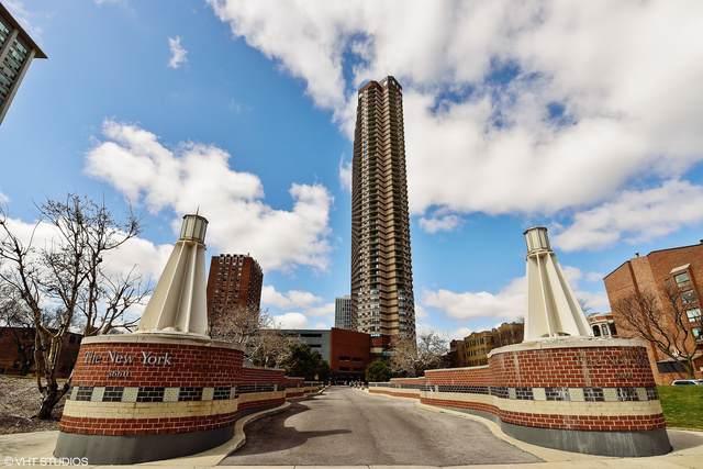 3660 N Lake Shore Drive #4208, Chicago, IL 60613 (MLS #10592305) :: John Lyons Real Estate
