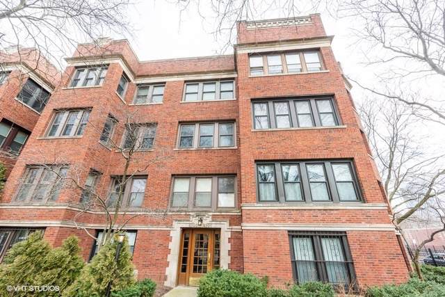 4201 N Sheridan Road #3, Chicago, IL 60613 (MLS #10592311) :: Lewke Partners