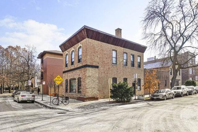 1019 W Polk Street, Chicago, IL 60607 (MLS #10592325) :: Ryan Dallas Real Estate