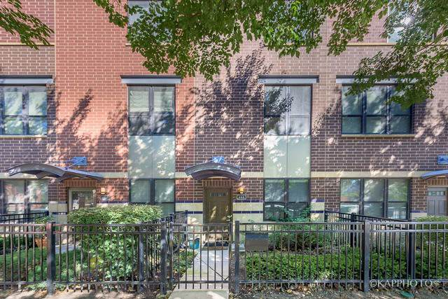 466 W Elm Street, Chicago, IL 60610 (MLS #10592359) :: Ryan Dallas Real Estate