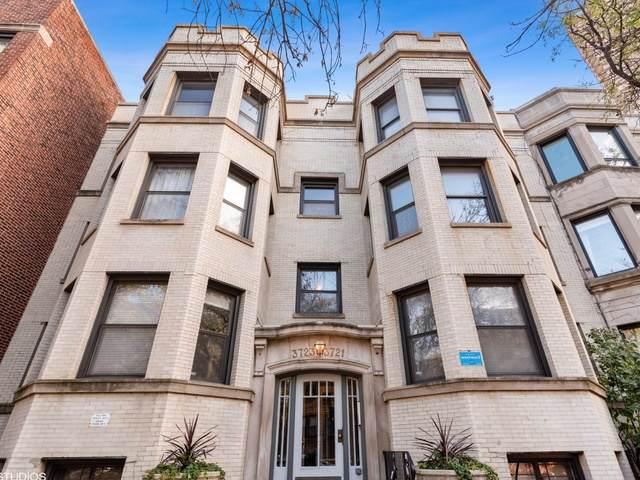 3721 N Pine Grove Avenue 1F, Chicago, IL 60613 (MLS #10592363) :: John Lyons Real Estate