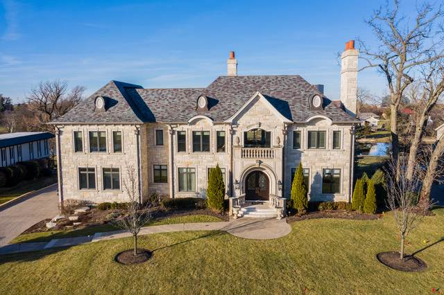 6 Lochinvar Lane, Oak Brook, IL 60523 (MLS #10592392) :: John Lyons Real Estate