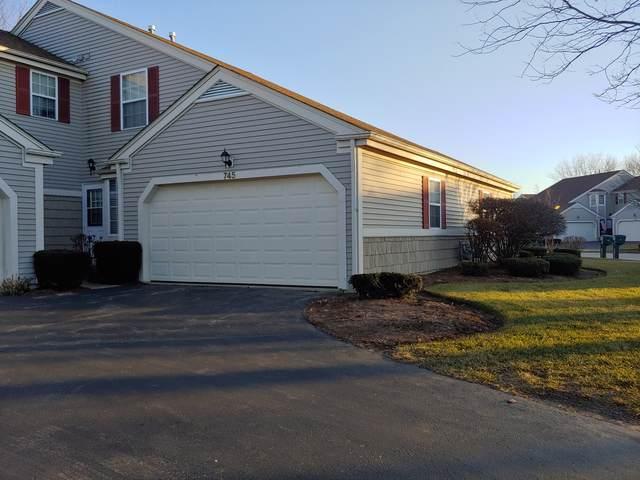 745 Village Circle, Marengo, IL 60152 (MLS #10592400) :: The Dena Furlow Team - Keller Williams Realty