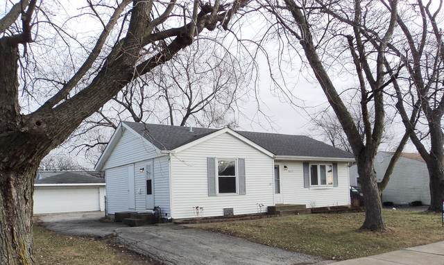 16717 94th Avenue, Orland Hills, IL 60487 (MLS #10592419) :: Helen Oliveri Real Estate