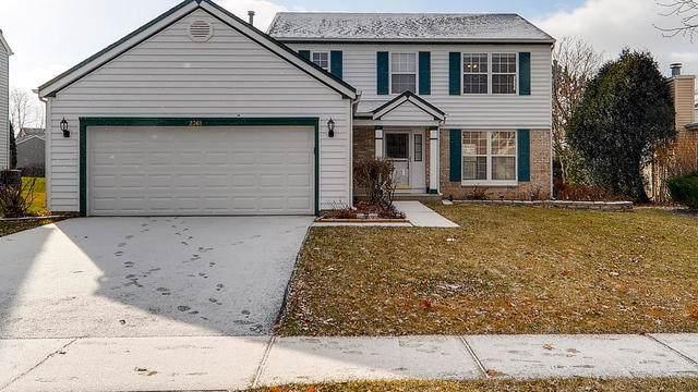 2361 Woodside Drive, Carpentersville, IL 60110 (MLS #10592434) :: John Lyons Real Estate