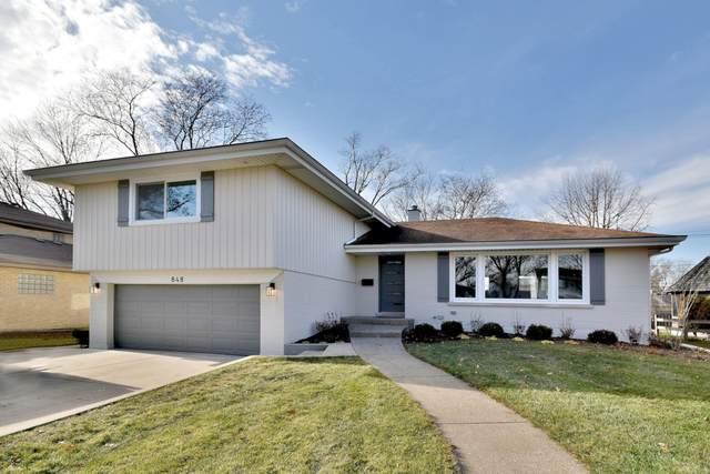 848 S Swain Avenue, Elmhurst, IL 60126 (MLS #10592508) :: LIV Real Estate Partners