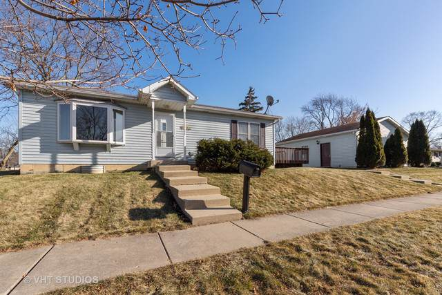 2711 21st Street, Zion, IL 60099 (MLS #10592509) :: The Dena Furlow Team - Keller Williams Realty