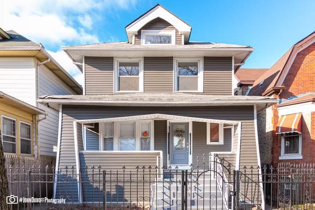1030 N Lawler Avenue, Chicago, IL 60651 (MLS #10592521) :: The Dena Furlow Team - Keller Williams Realty