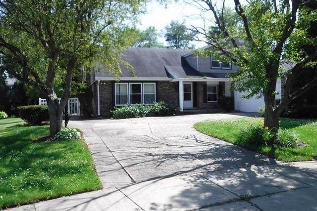 3941 Michael Lane, Glenview, IL 60026 (MLS #10592526) :: The Dena Furlow Team - Keller Williams Realty